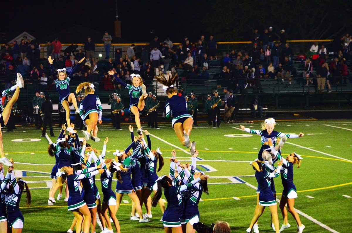 Cheerleaders-on-top
