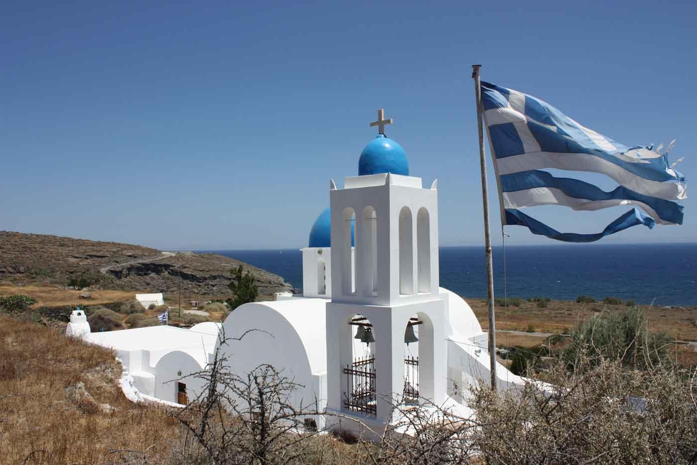 Greece-Teared